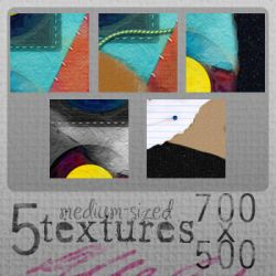 Large Texture Set 3 by delusionalmind