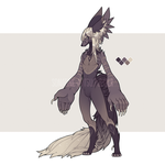 (Closed Species) Svittro Adopt - closed by soo-adopts