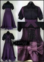 Lovely Gothic Lolita Co-Ord by MissChubi