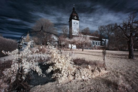 Strangnas Cathedral by linkahwai