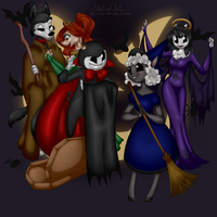 Spooks by HerpaDerp6