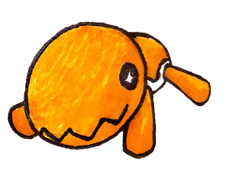 Trapinch in tha house by Crystalitar