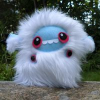 Yama the Yeti Kid by loveandasandwich