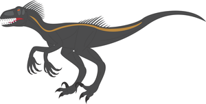 Indoraptor by Daizua123