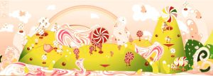 Candyville by photoshop-addict28