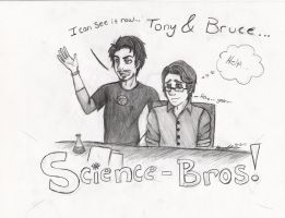 Science Bros! by foxy-chan22
