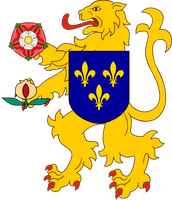 Coat of arms of the Atlantic Kingdom by hosmich