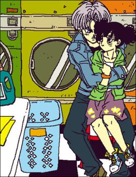 + In The Laundry Room + by TxPSupporter