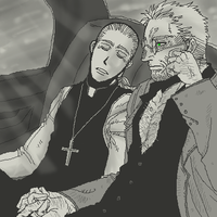 Mafia and clergy by v-azazel