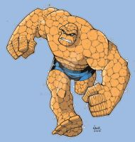 the THING by ToddNauck