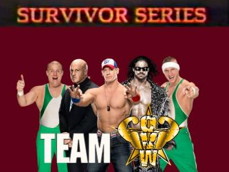 Team OVW by ThePeoplesLima