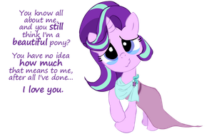 Everypony is Beautiful: Starlight Glimmer by NewportMuse