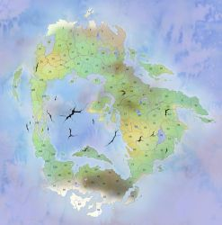 Map - Areas by Dea-89