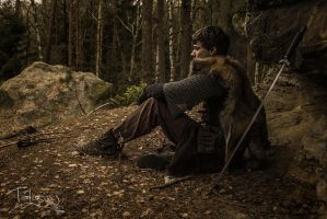 medival.hunter by creativeIntoxication