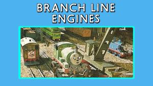 Branch Line Engines by JeffreyKitsch