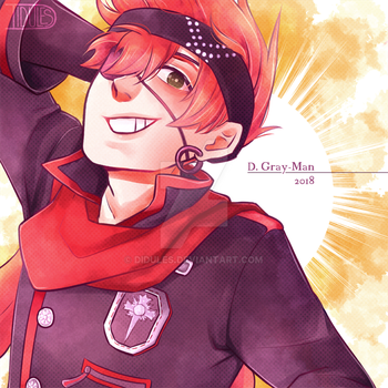 Lavi - DGM by Didules