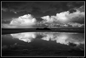 Alone BW by aFeinPhoto-com