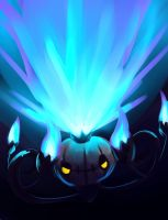 Chandelure speedpaint by did-you-reboot