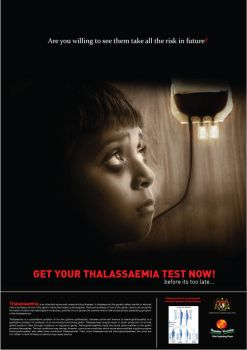Thalassemia Ad by chronicless