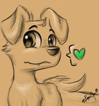 Smile! by MrPuppyChow