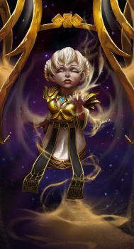 Time of Chromie by animator00