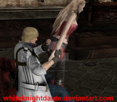 I like your...|Thanks for 7.777 Pageviews :) by WhiteKnightDante