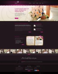 Web Design: Diamond Engagements by VictoryDesign