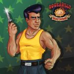 Manny Switchblade, Rockabilly Beatdown by SuperEdco