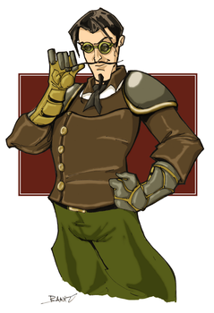 Captain Flair by oreso