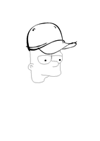 Bart Simpsons by CantoX5