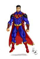 Superman Design by soysaurus1