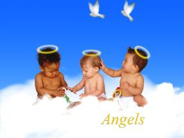 Angels by ninarose