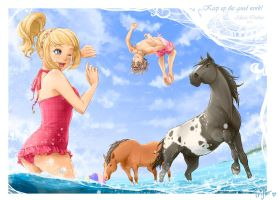 Alicia 2015 - Summer event by Art-Trifle