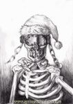 Megadeth Christmas Card Contest 2014 -2- by SpoonSeeker