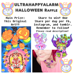 ULTRAHAPPYALARM'S FIRST GIVEAWAY by ULTRAHAPPYALARM