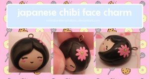 japanese face chibi by MiniatureTemptations