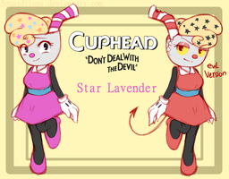 AT: Star Lavender by 5Guardiians