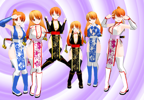 MMD Kasumi Download by Pucaroo16
