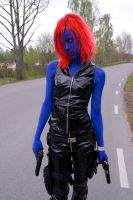 Mystique Two by TwistedKatiekat