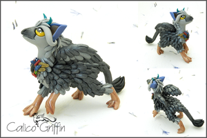Trico - Custom Order by CalicoGriffin