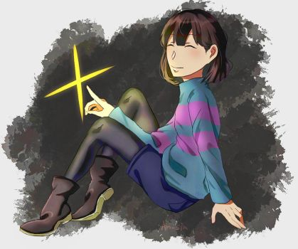 Frisk by amsin-indigoswallow