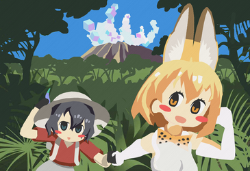 Let's Go, Kaban! by GentleSpin