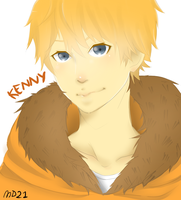 Kenny McCormick by niichie