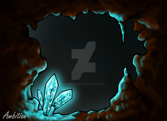 Mystic Revitalizing Crystal Cave by AdmiralAngela