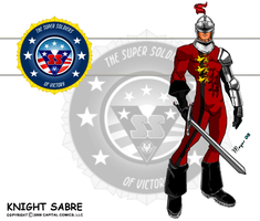 The Knight Sabre by skywarp-2