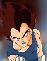 vegeta vegeta by cougermiau
