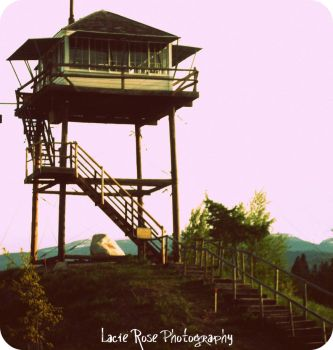 Watch Tower by x6deadly6rose6x