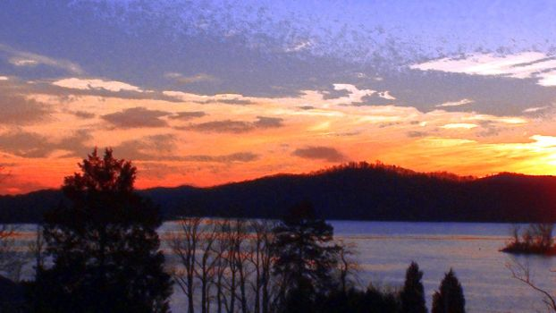 The View From The Lake House by TressaMarie2005