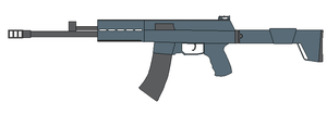AK-76 Shotgun by Wxodus