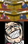 Miles Edgeworth and His Terrible Puns #2 by DarkMatter89